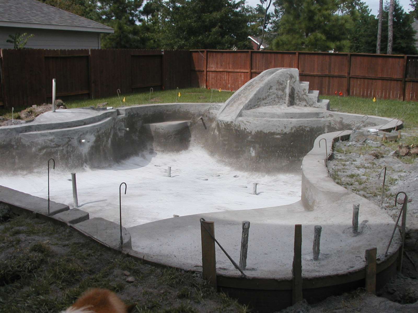 New Pool Build Greater Houston Pool Management